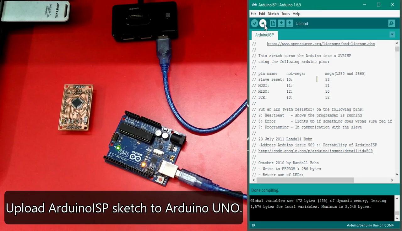 how to make your own arduino uno