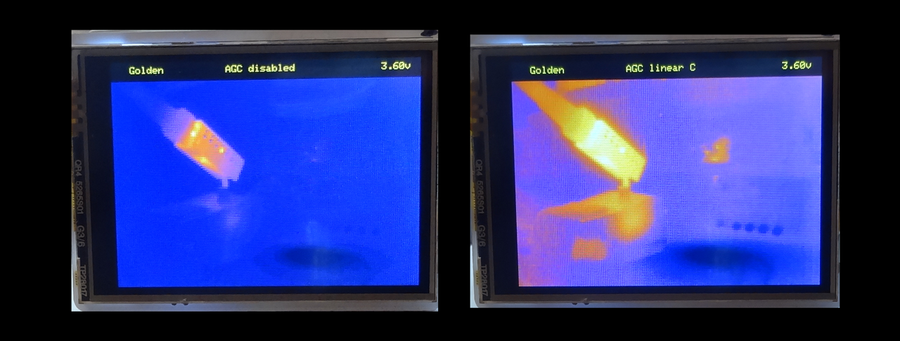 Project | Lepton 3 5 Thermal Imaging Camera | Hackaday io