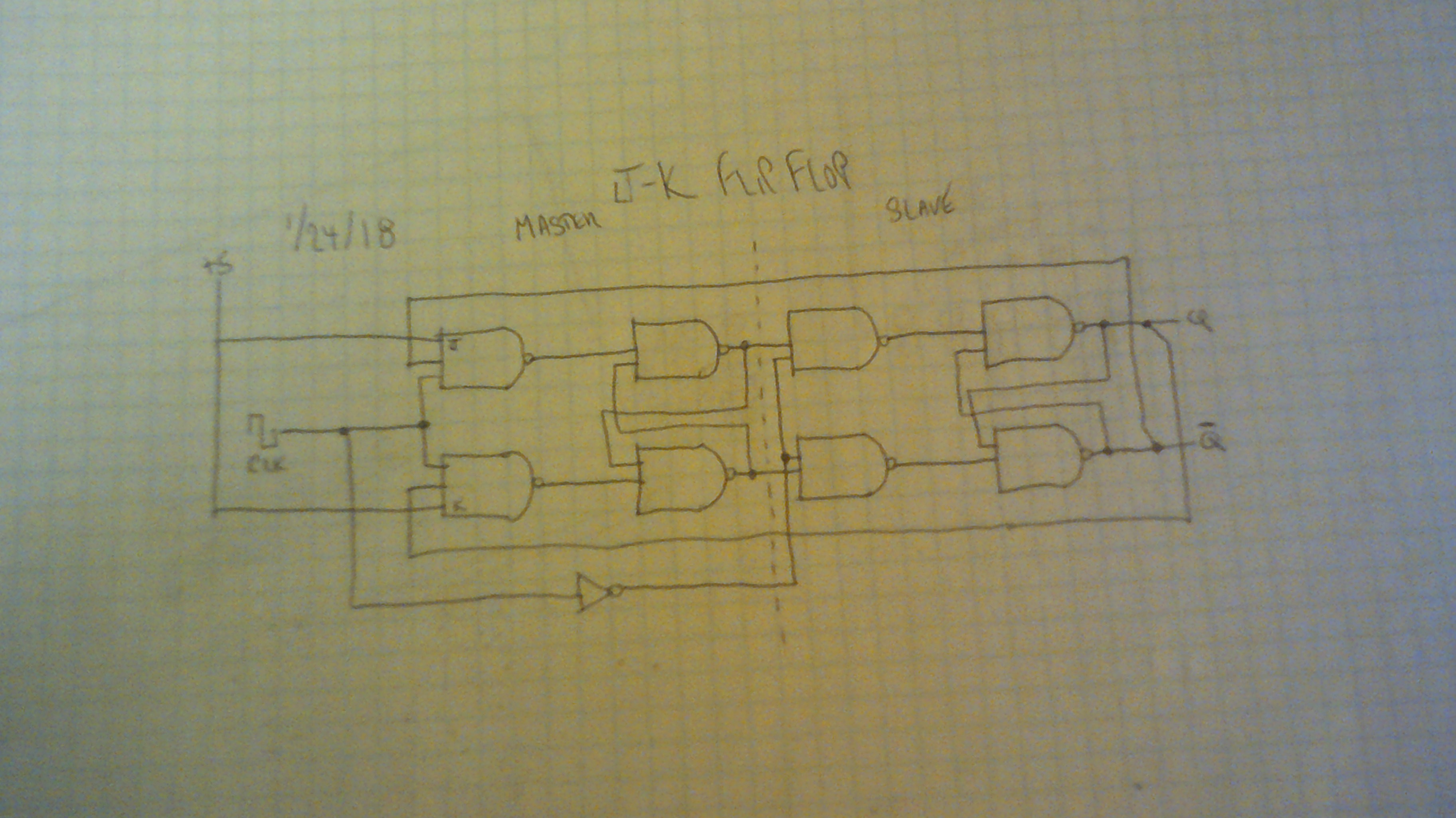 Light Logic Master Diagram Going To Use The Same Layout As I Used For Io And Clocked With Astable Multi Vibrator