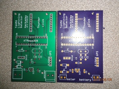 PCBs have arrived | Details | Hackaday io