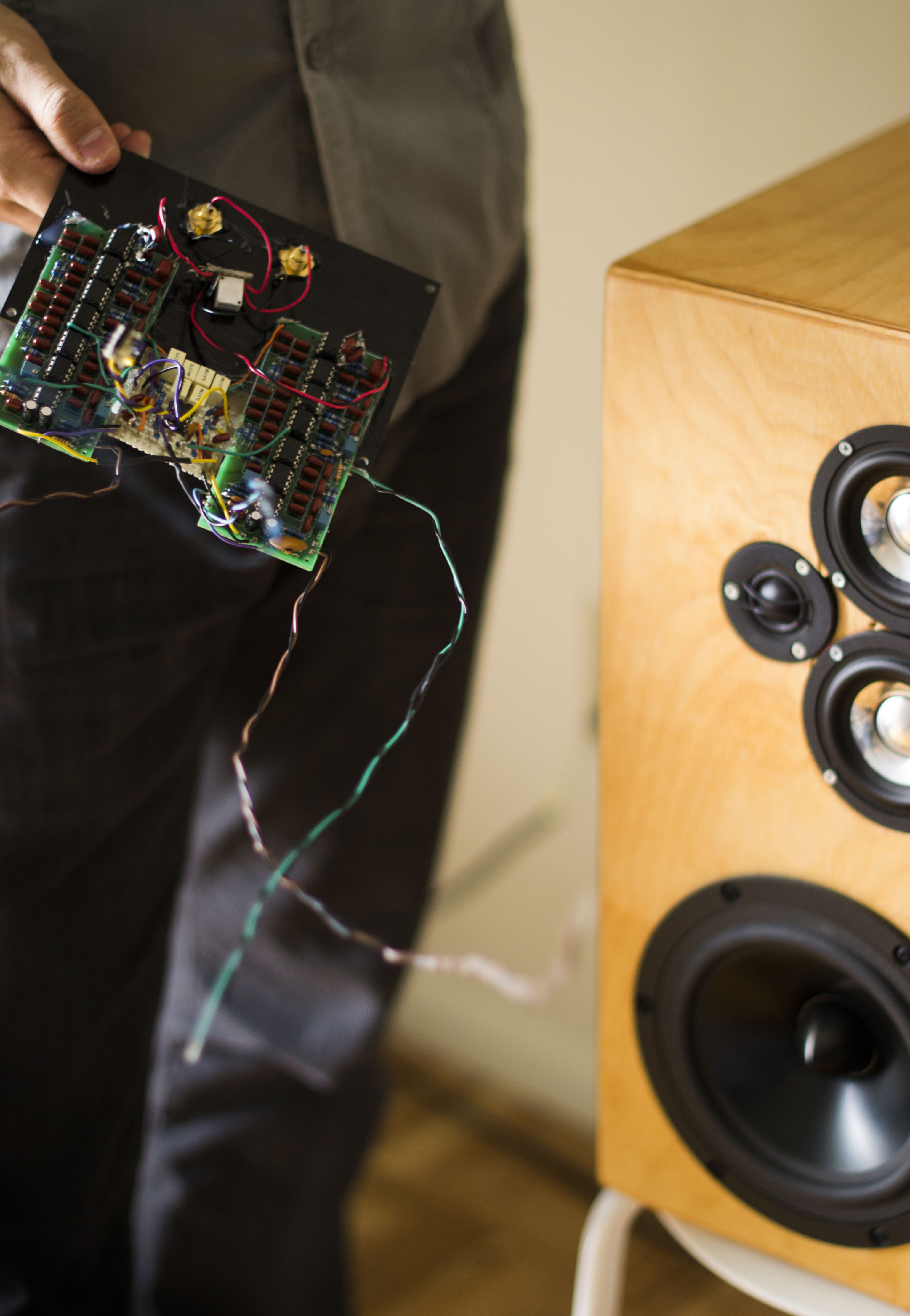 Project | DSP 01: hi-fi audio signal processor | Hackaday io