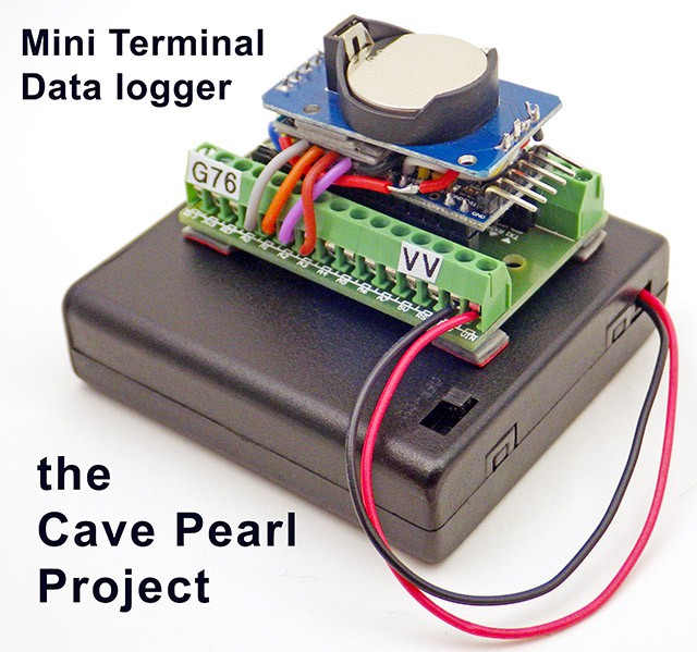 Pin Data Acquisition : The cave pearl project hackaday