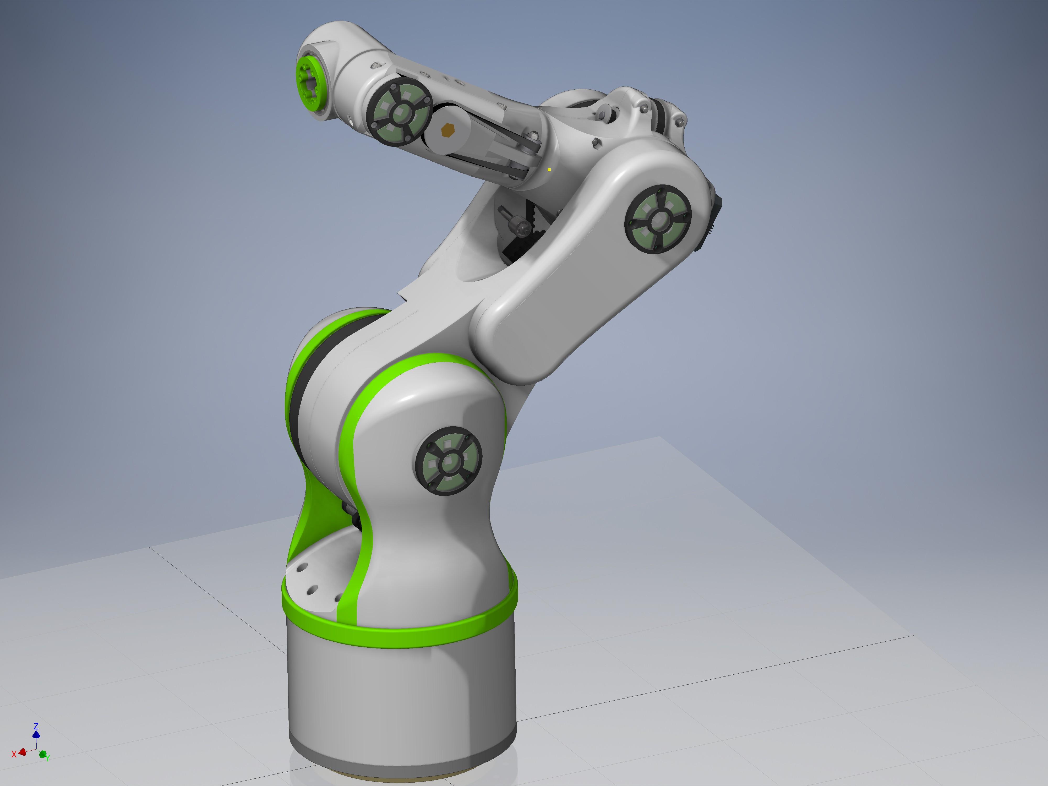 3D Printable Robot Arm | Hackaday io