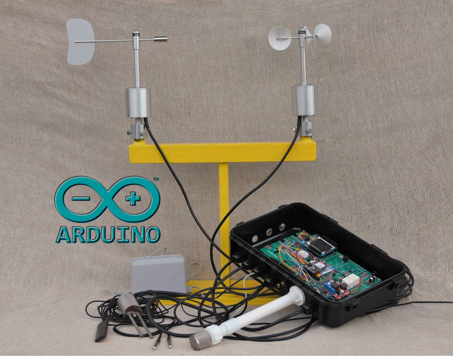 ESP8266 Weather Station With Arduino #2 Software