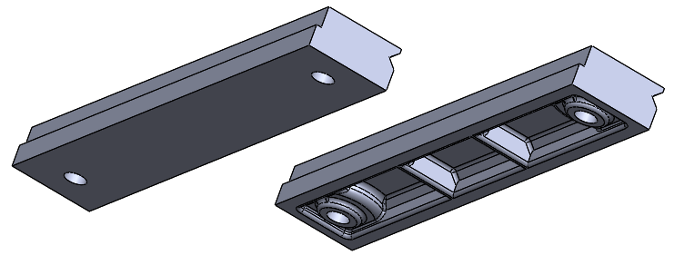 Design for machining vs. injection molding