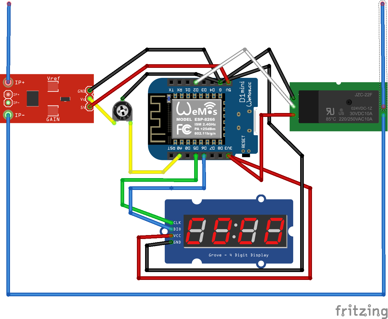 WiFi Based Distributed IOT Home Automation | Hackaday io