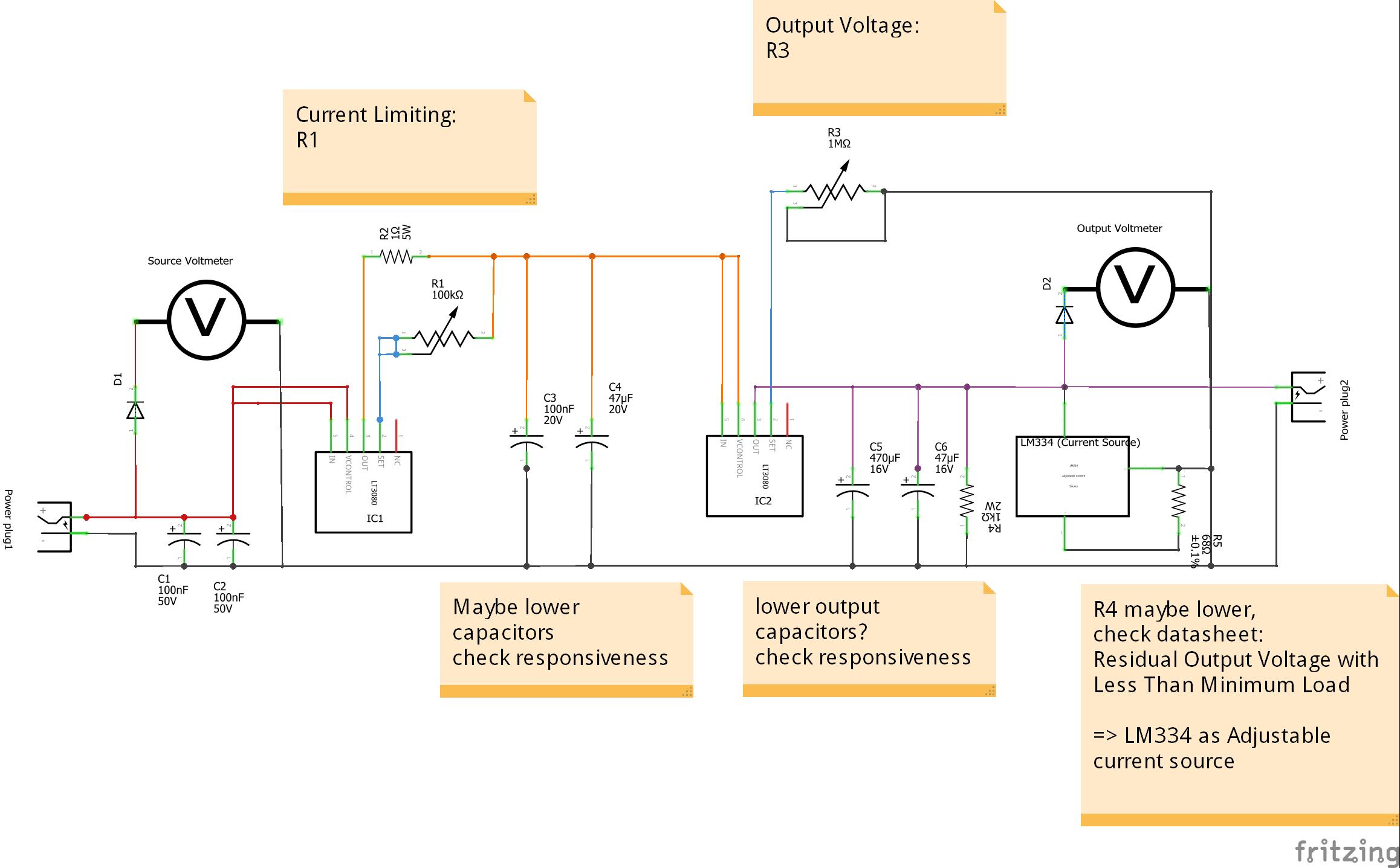 0 - 10 V Lightweight Lab Power Supply   Hackaday.io
