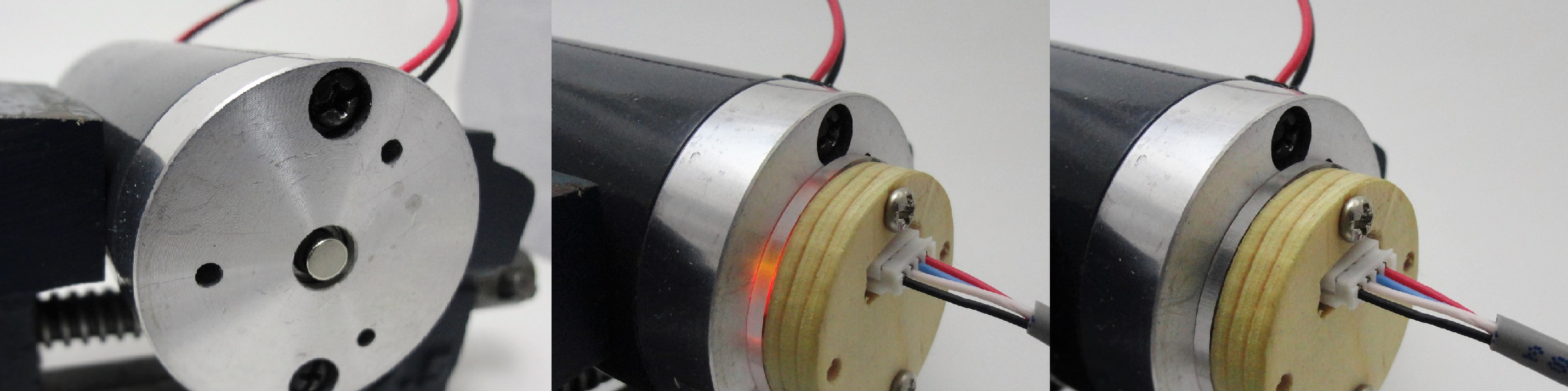 Magnetic Incremental Rotary Encoder | Hackaday io