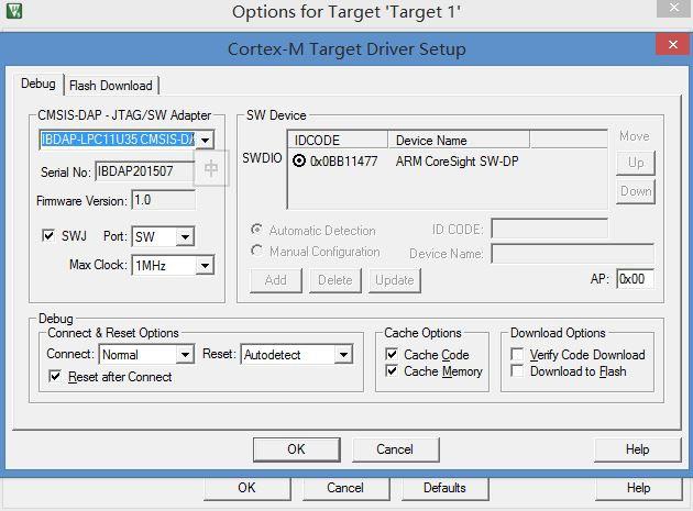 IBDAP - Affordable CMSIS-DAP JTAG/SWD Debug Probe | Hackaday io