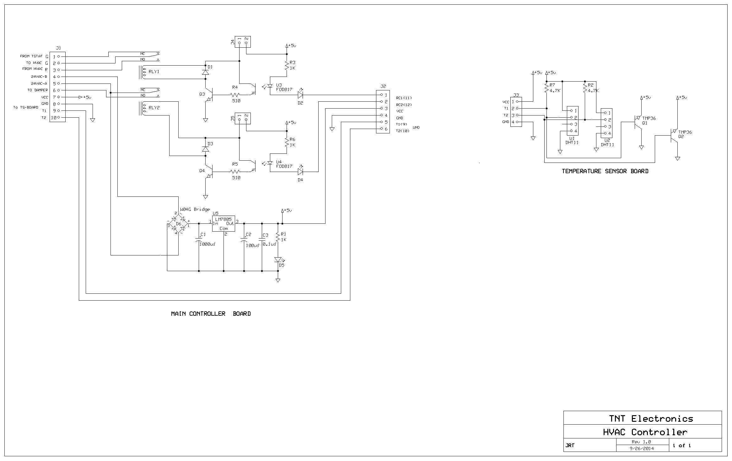Fresh Air 10 Control Logic Diagram Hvac Build Instructions