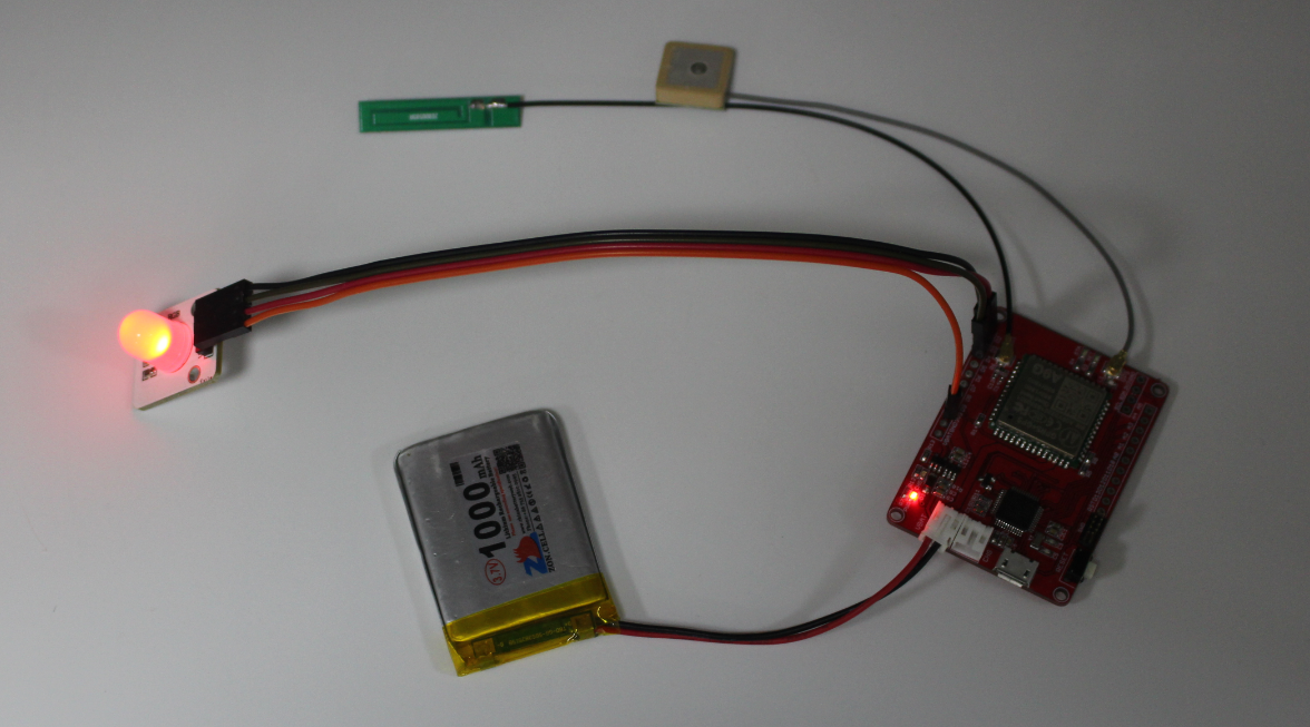 Zero A9G GPS tracker   Hackaday io