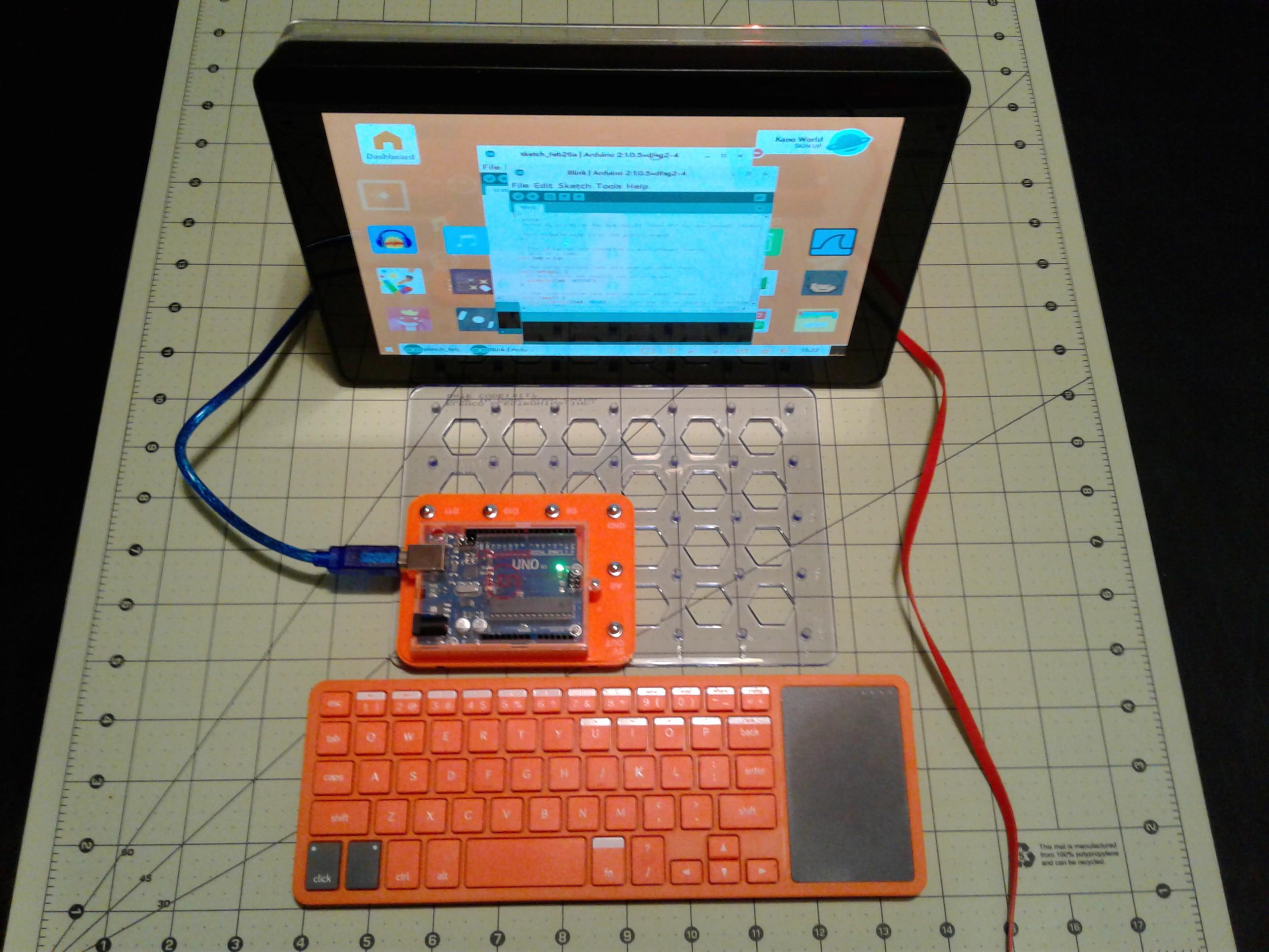 Raspberry Pi, Arduino, & Science Toys Teach STEAM | Details