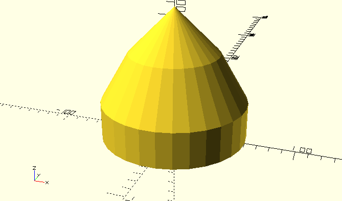 Nose cone details hackaday for more info on bi conic nose cones httpsenpediawiki noseconedesignbi conic ccuart Image collections