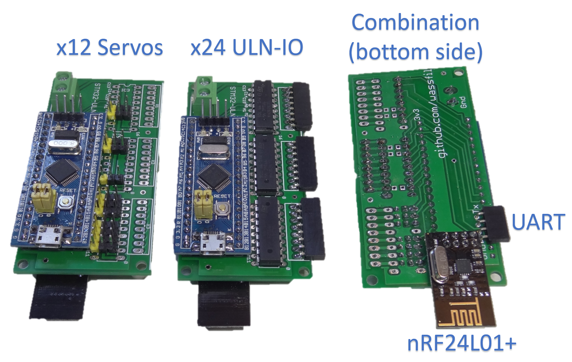 Stm32 Blue Pill Iot Expansion Boards Homebuilt Solid State Relay Circuit Board Component Layout Rfpio Options