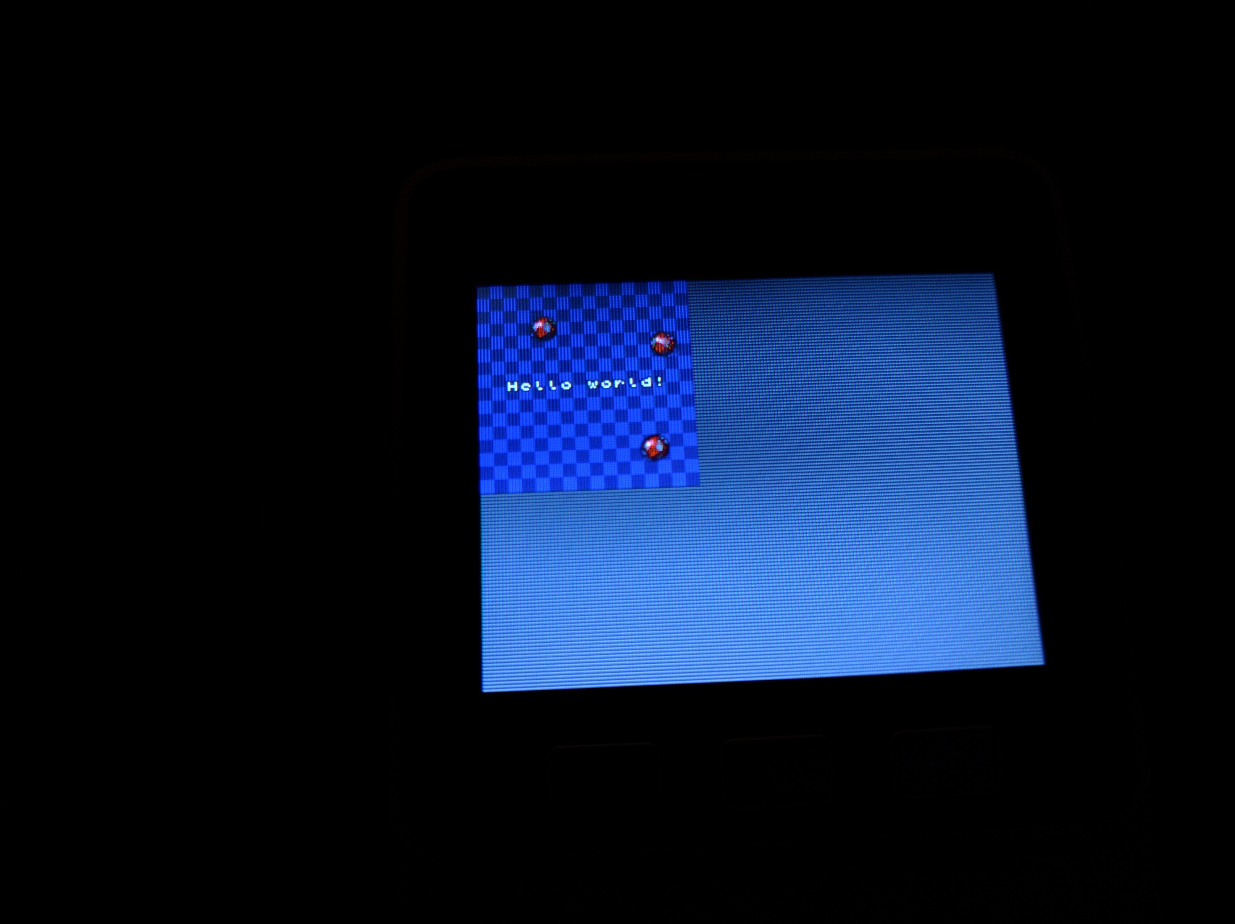 Stage, a Tile and Sprite Engine | Hackaday io