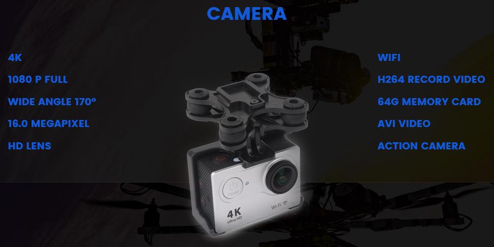 Drone AWuAV 3015E | Details | Hackaday io
