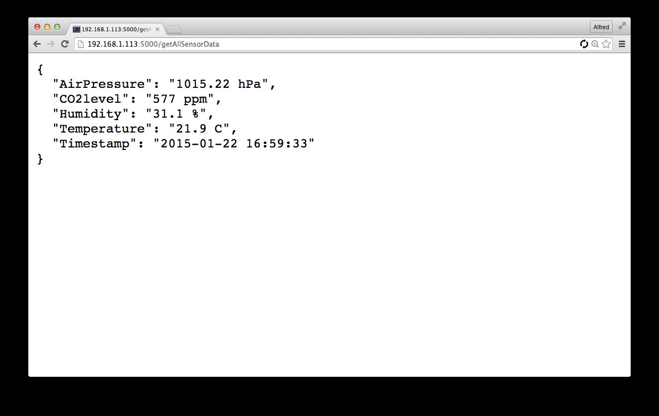 Gallery | Raspberry Pi : Python Flask web server | Hackaday io