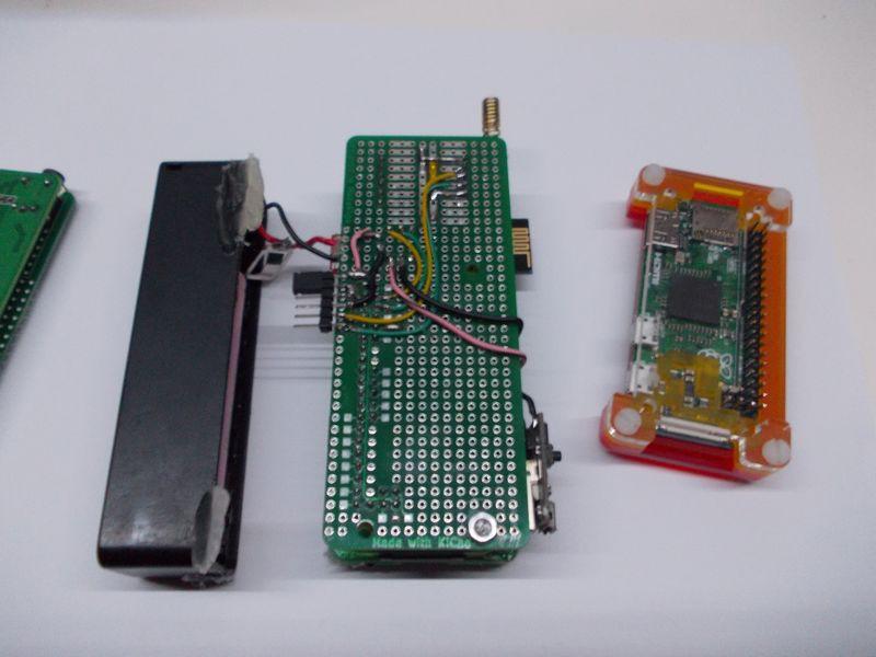 Project   ZeroPhone - a Raspberry Pi smartphone   Hackaday io