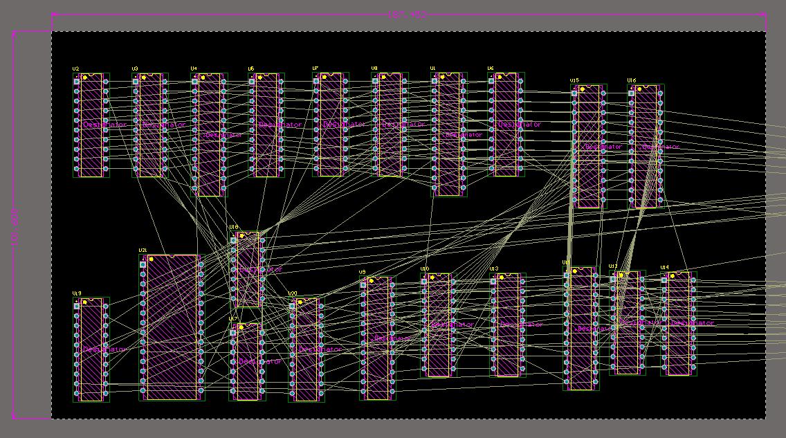 TTL CPU schematic done | Details | Hackaday.io