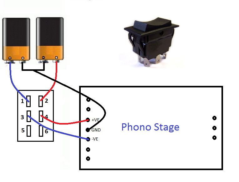 Powering the Phono Stage | Details | Hackaday io