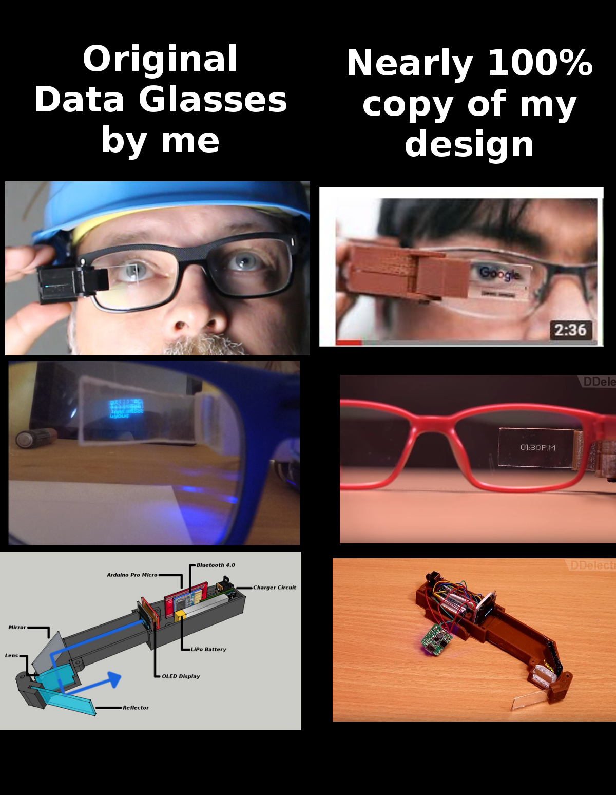 Arduino glasses a hmd for multimeter hackaday the only thing which calms me down is that it is still my invention and other people will know it ccuart Image collections