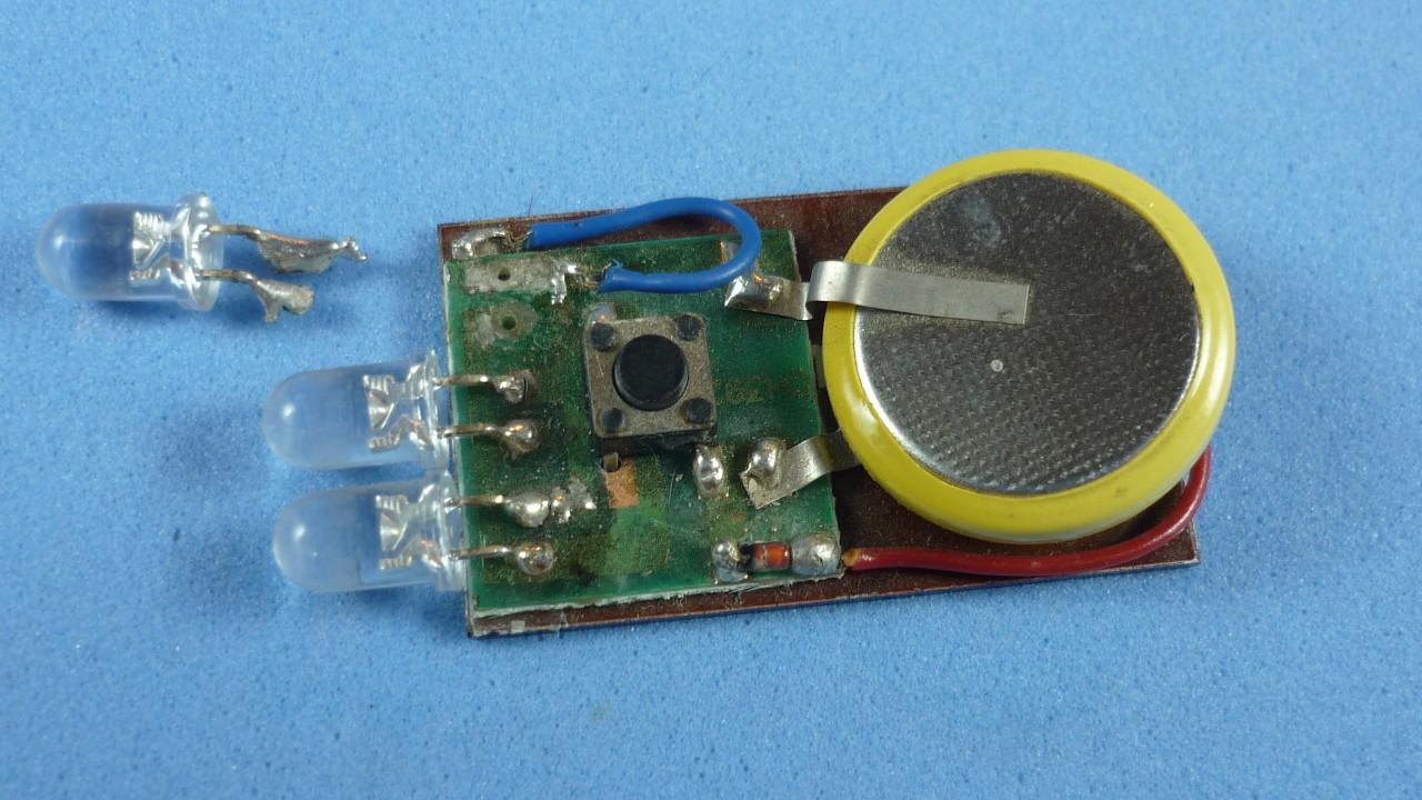 Reutilizando Linterna Solar Mediante Supercondensa