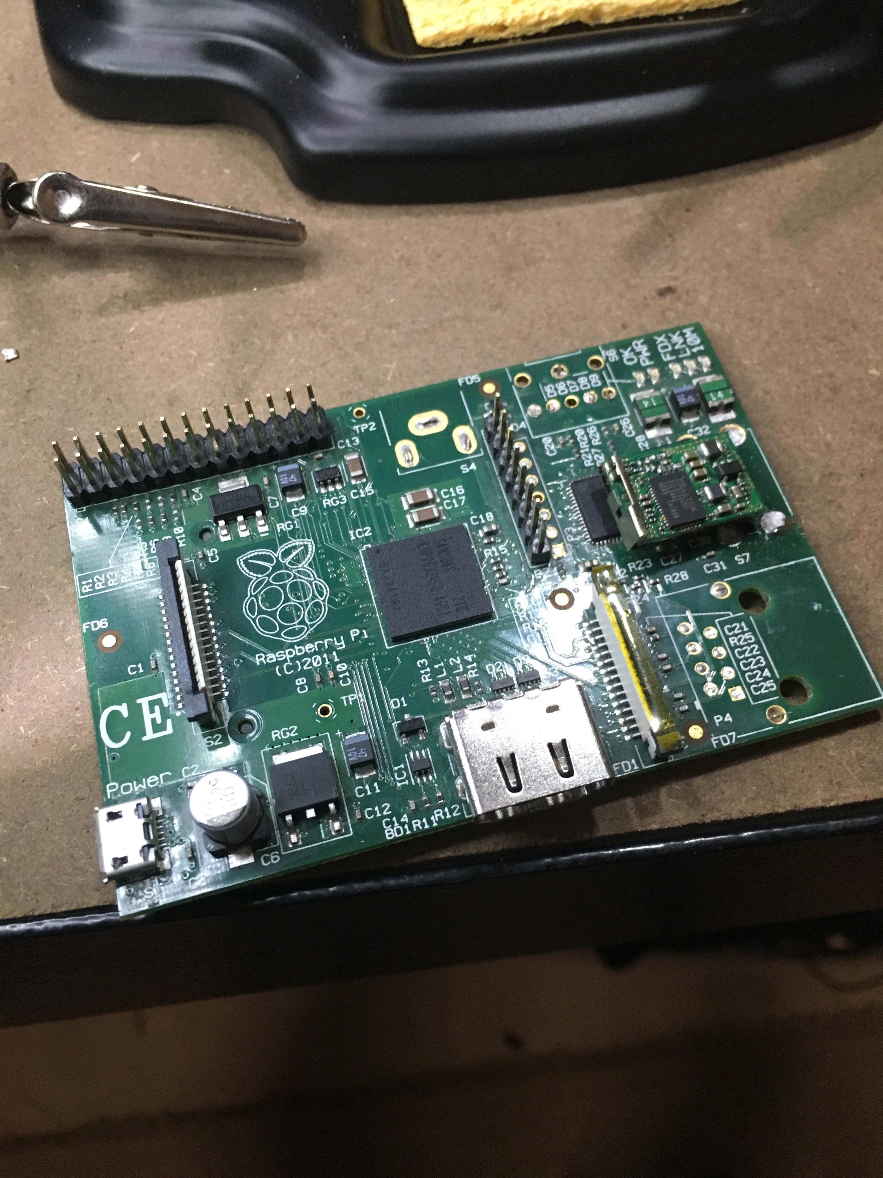 IR-blaster with CEC | Hackaday io