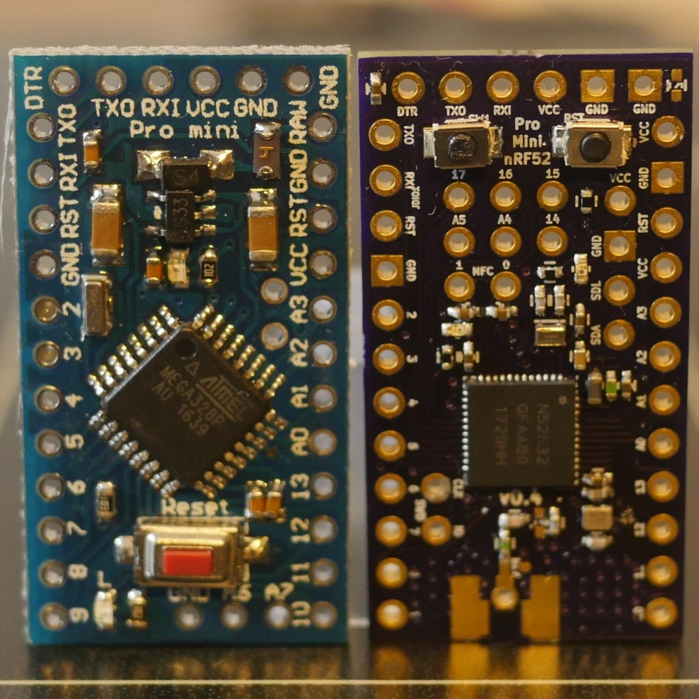 Searching for a better Pro Mini | Hackaday io