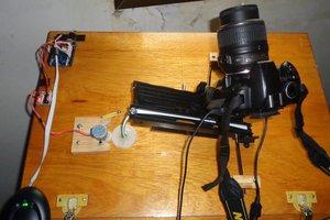 Automatic projector calibration | Hackaday io