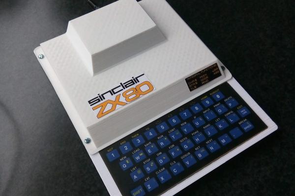 ZX80 replica