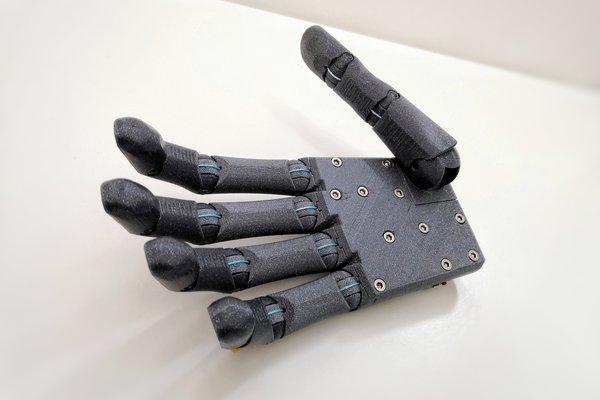ARX Hand Project MK0