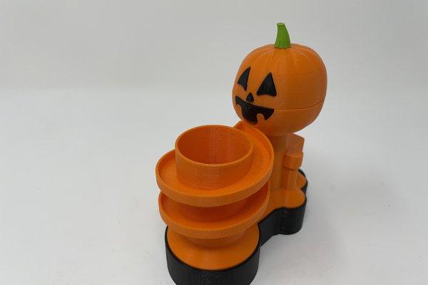 Marblevator, Halloween.