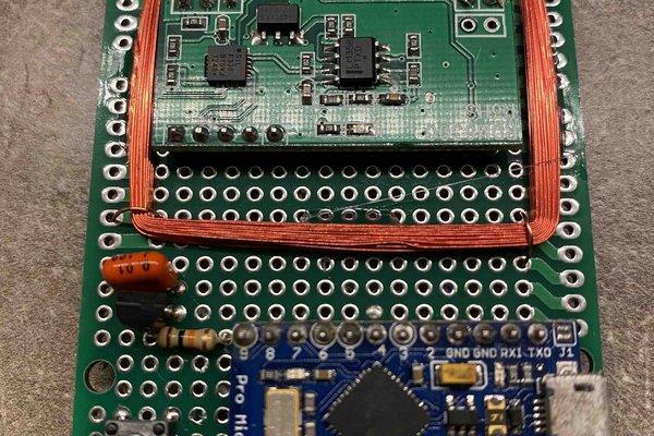 Simple RFID Emulator