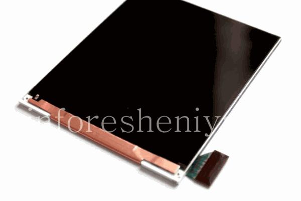 Using Blackberry Q5 Display in DIY Electronics