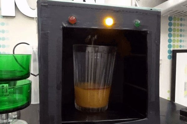 Automated cocktail maker