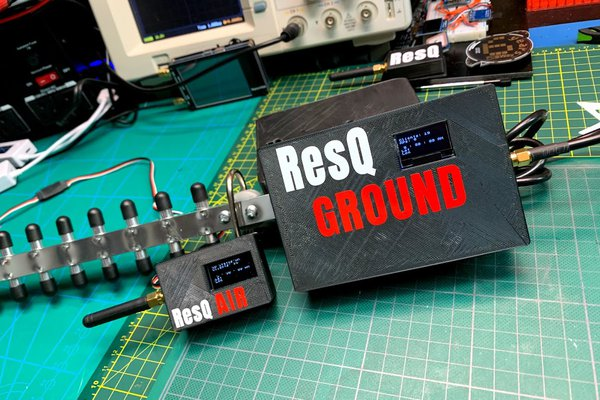ResQ Search and Rescue Tools