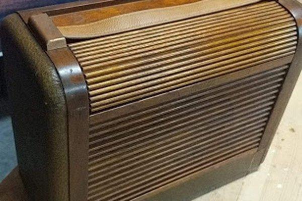Modernizing an Antique Radio