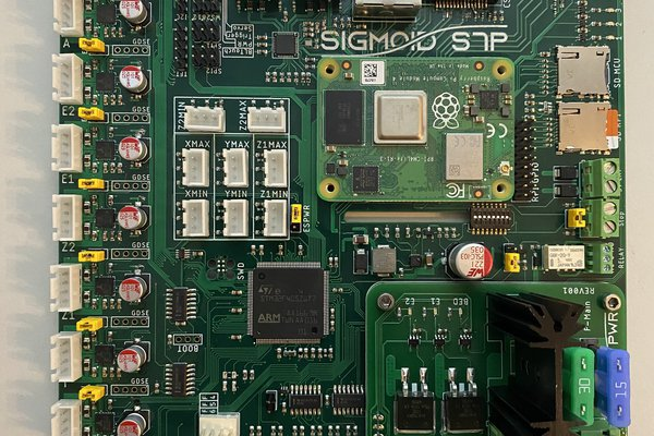 Sigmoid S7P 3D Printer Control Board