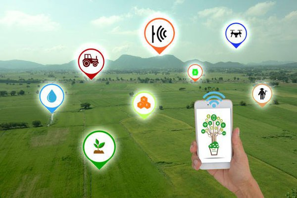IoT Farms - The Future of Agriculture