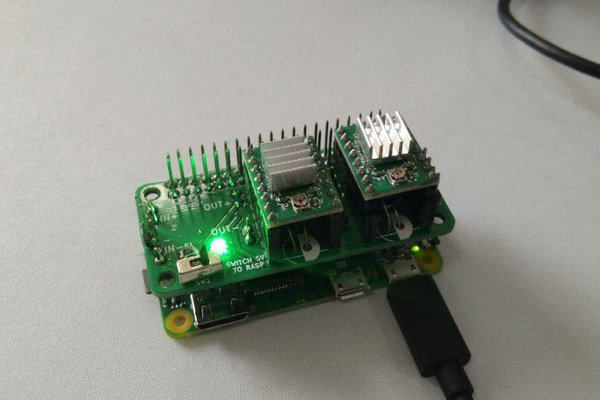 Raspberry PI Module for Robotics Mythololgy (1)