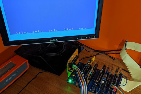 MSX COMPATIBLE BOARDS FOR RC2014