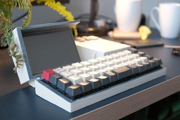 Planck Cyberdeck
