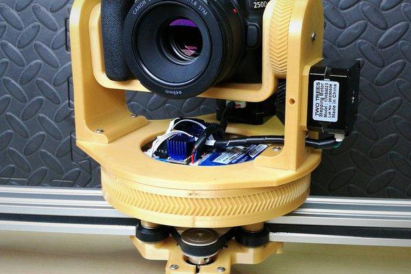 3-Axis Camera Slider