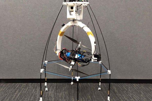 OmniRotor: An Agile, Coaxial, All-Terrain Vehicle