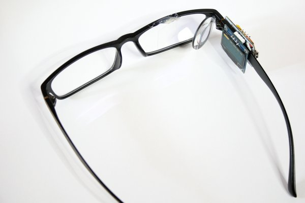 uGlass: an AR module on your glasses