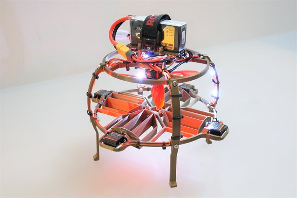 The Ball-Drone Project MK II