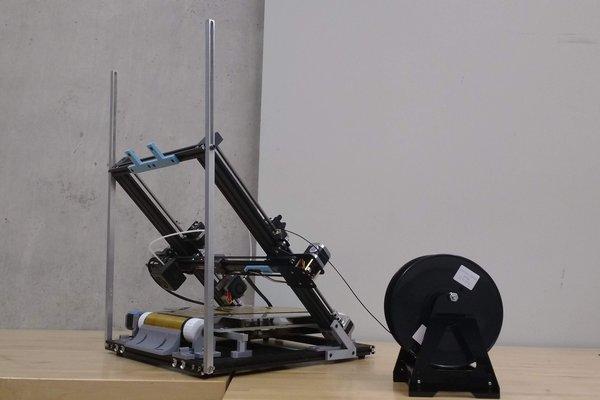 Automatic Infinite 3D Printer