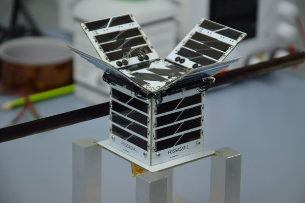 FossaSat-1, Open Source Satellite
