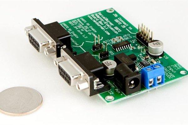 MC68B21P Adapter circuit application