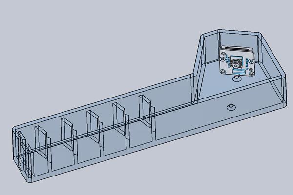 3D-Printed spectroscope